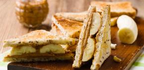 Surviving On Peanut Butter andBanana